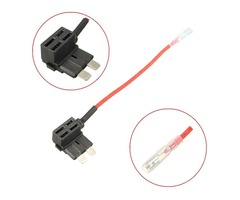 12V Fuse Holder Circuit Box Blade Standard Motorcycle Car ACU Without Fuses
