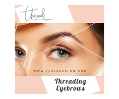 Threading Eyebrows