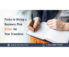 Franchise Business Plan and Business Plan Writer
