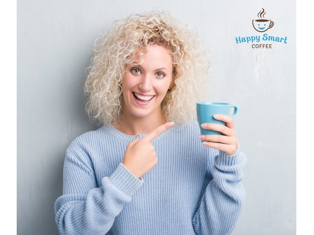 Turn To Smartness, Drink Happy Coffee | free-classifieds-usa.com