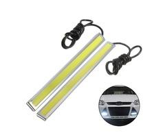5W 12V LED COB Car Auto DRL Driving Daytime Running Lamp