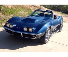 1969 Chevrolet Corvette Restomod