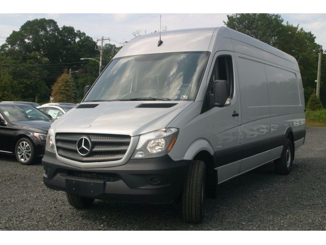 2015 Mercedes Benz Sprinter 2500 Extended Body Cars