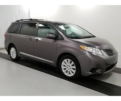 2016 Toyota Sienna AWD LE 7-Passenger 4dr Mini-Van  For Sale