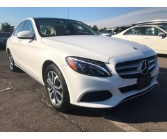 2015 Mercedes-Benz C-Class AWD C 300 4MATIC For Sale