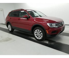 2018 Volkswagen Tiguan 2.0T S 4dr SUV For Sale