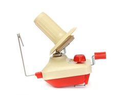 Hand Operated Plastic Winder Machine Yarn Fiber Wool String Ball Winding Machine
