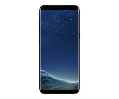 Samsung Galaxy S8 64GB Phone - 5.8in Unlocked Smartphone - Arctic Silver (Renewed)