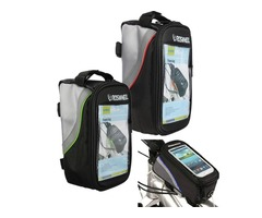 Roswheel Bike Bicycle Pannier Frame Cycling Front Tube Bag For iPhone 6 6S Samsung Cell Phone