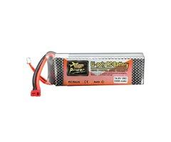 ZOP Power 14.8V 3300MAH 4S 35C Lipo Battery T Plug