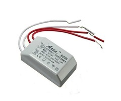 Halogen LED Lamp Electronic Transformer Power Supply Driver Adapter