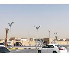 Advanced Solar Street Light For Long Lasting Performance!   NOMO