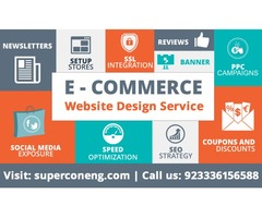 Affordable eCommerce Website Development Services | SE Software Technologies