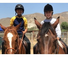 California's Best Horseback Riding School | English riding Lessons :Finlindia Equestrian