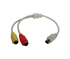 S-Video Cables, Universal S Video Cable, S-Video Extension Cable | SF Cable