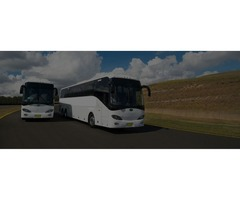 Charter Bus Rental in Los Angeles