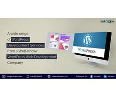 WordPress Development Services- Infoxen