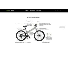 Fathers Day Sale Flash Bicycles Latest Technology