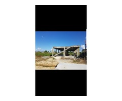 One Lot of Freehold Land with Decking..Trinidad