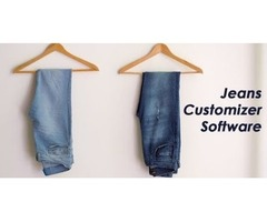 Jeans Customization Software- Enable Customers to Customize Jeans