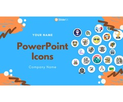 Professional PowerPoint Icons for Presentation