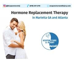 Hormone Replacement Therapy in Marietta GA