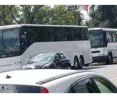 Best Charter Bus Company in Los Angeles