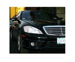 2008 Mercedes-Benz S-Class P3 Package S63 AMG 38