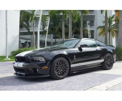 2014 Ford Mustang 2014 Shelby GT500 5,000 Original Miles