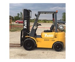 Equipment Buyers USA-Who Buys Forklift - Clinton