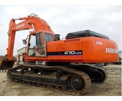 Equipment Buyers USA-We Buy Daewoo Doosan Excavator-Fort Lauderdale