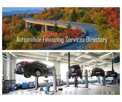 Here is a Highly Recommended Automobile Financing Services Directory