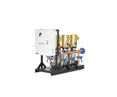 Domestic Water Booster Pump Systems for Commercial Use