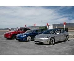 Tesla Referral Program roadster