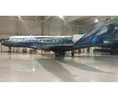 Aviation Hanger Flooring