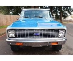 1972 Chevrolet Blazer K5 CST