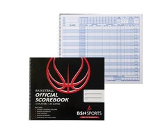 Get Basketball Scorebook in Lowest Price