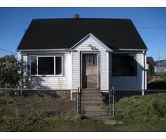 Cheap House For Sale  213 N Jeffries St, Aberdeen WA 98520