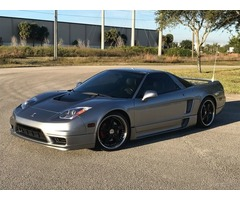 2004 Acura NSX 3.2L Open Top
