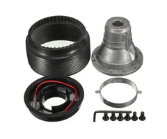 Steel Ring Wheel Racing Hub Adapter N-7 Boss Kit For NISSAN SKYLINE S13 S14 S15