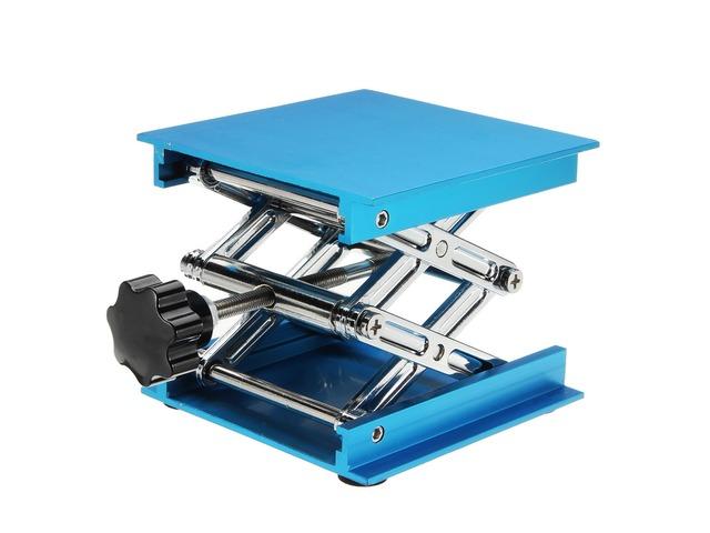 4×4 inch Lab-Lift Lifting Platforms Stand Rack Scissor Lab-Lifting Aluminum Oxide | free-classifieds-usa.com