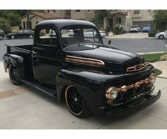 1951 Ford F-100 Deluxe