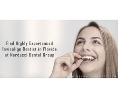 Highly Experienced Invisalign Dentist Passionately Working for Your Smile