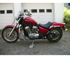 2007 Honda Shadow VT 600 VLX