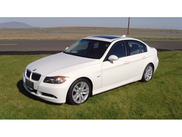 2008 Bmw 328i With Clean Le Navigation 4000
