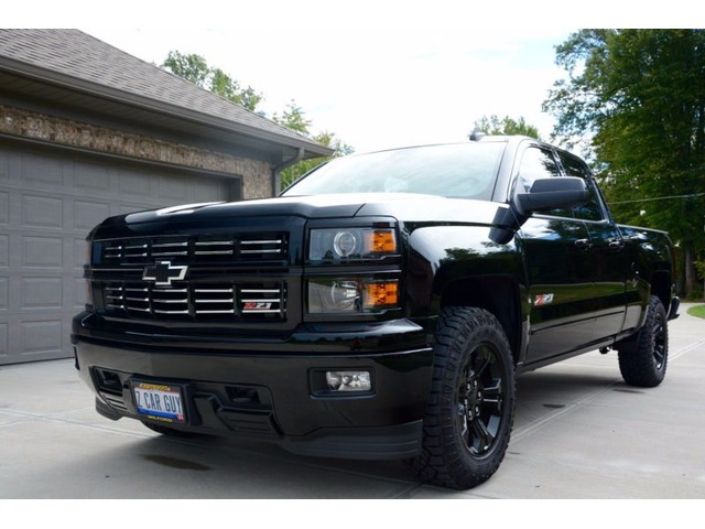 2015 chevrolet silverado 1500 midnight edition z71 lt cars cotopaxi colorado. Black Bedroom Furniture Sets. Home Design Ideas