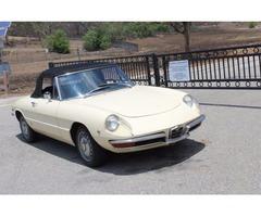 1969 Alfa Romeo Spider576