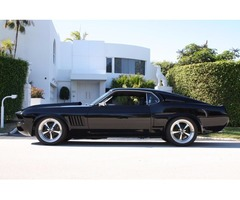 1969 Ford Mustang Resto Mod