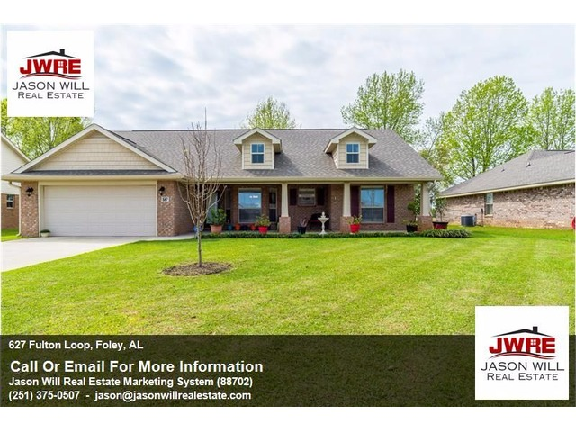 3 Bedroom Home in Ashford Park Foley | free-classifieds-usa.com