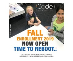 iCode. Find three-day thanksgiving camps